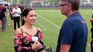 Sabrina Buljubašić postala član Common Goal zajednice