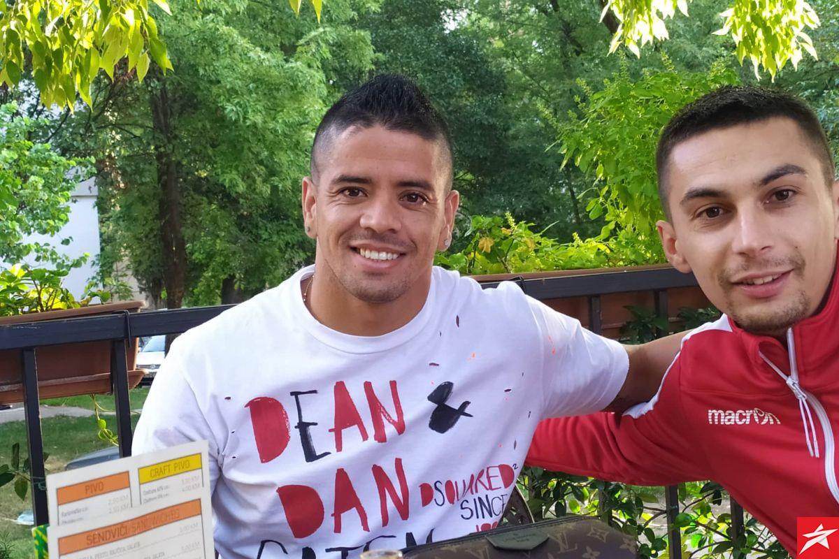 Argentinac stigao u Mostar: Luis Ibanez upoznao nove saigrače