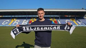 FK Željezničar danas predstavio još jedno pojačanje