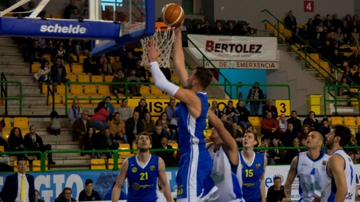 Mitrović sjajan, Ourense upisao pobjedu