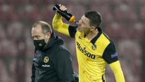 Odgođene tri utakmice elitnog fudbalskog ranga u Švicarskoj