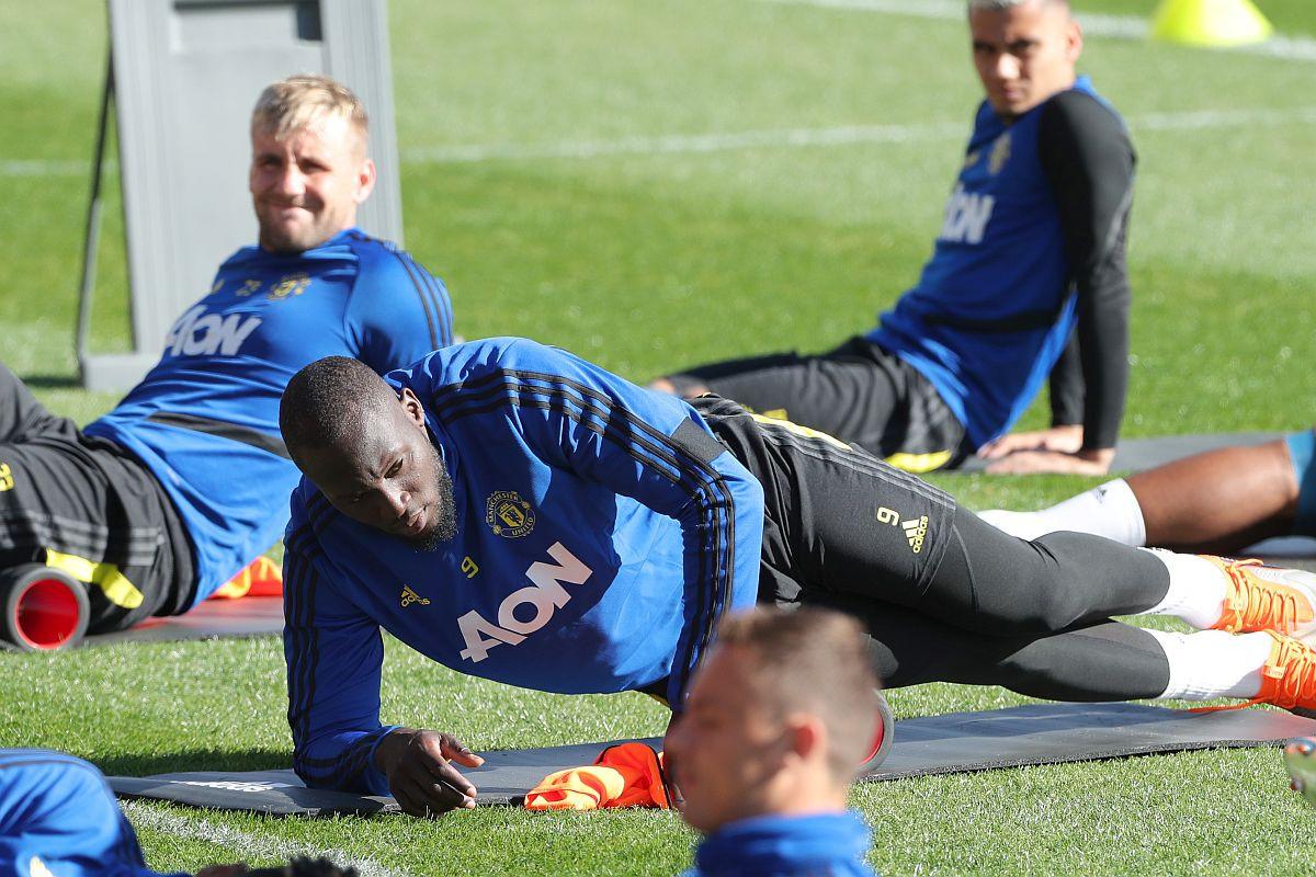 Zašto Romelu Lukaku danas nije trenirao sa Unitedom?