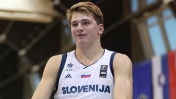 Luka Dončić debitovao za Sloveniju