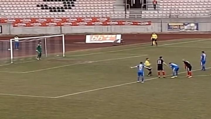 Tuzla City vodi protiv Čelika golom Ubiparipa iz penala