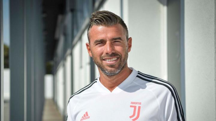 Andrea Barzagli se vratio u Juventus