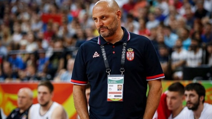 Pešić: Đorđević napušta reprezentaciju poslije Eurobasketa