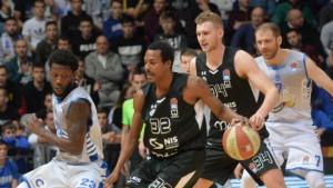 Partizan nakon produžetka slavio u Zadru