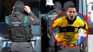 Bivši igrač Malage, Marseillea i Arisa uhapšen u velikoj akciji zbog trgovine drogom