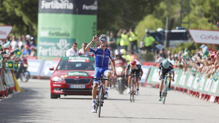Alaphillipe pobjednik osme etape Vuelte