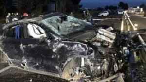 Stravična saobraćajna nesreća bivšeg italijanskog fudbalera