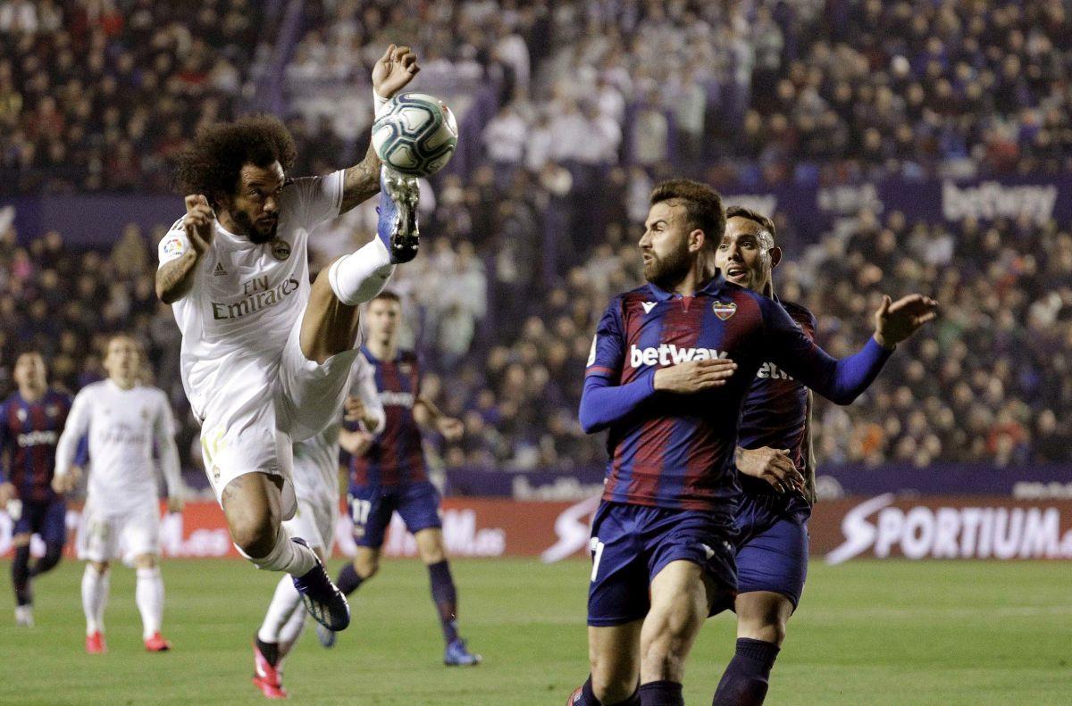 Real primio nevjerovatan gol i izgubio od Levantea