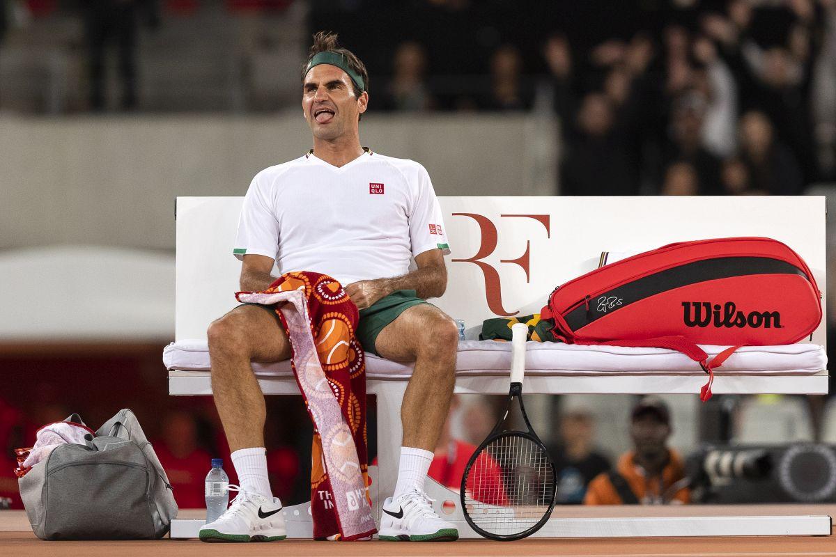 Federerov oporavak ide po planu