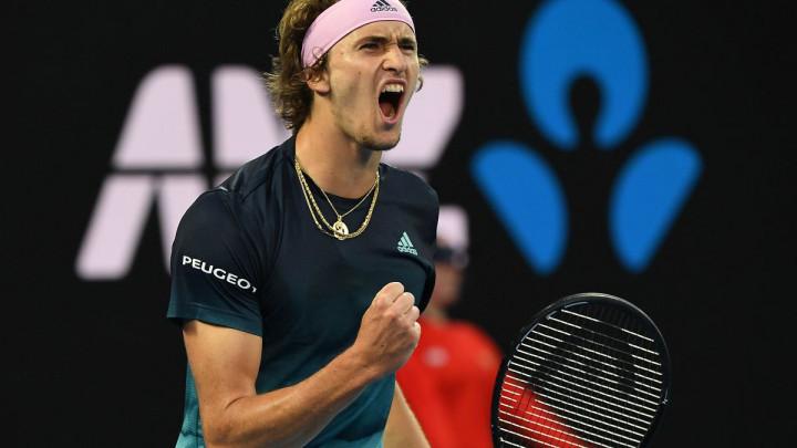 Federer se vraćao iz nemogućeg, ali Zverev ga je ipak pobijedio