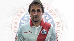 Bekrić: Zrinjski je veliki klub, radujem se saradnji sa Sliškovićem