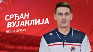 Srđan Vujaklija novi igrač FK Borac
