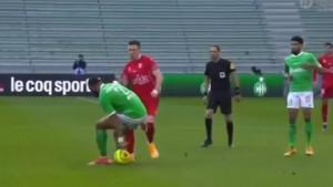 Šteta što ovo nije bio gol: Fantastični potezi Harisa Duljevića protiv St. Etiennea