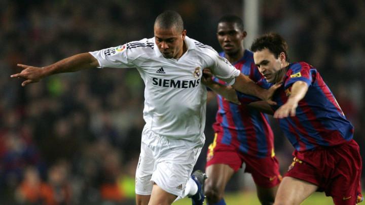 Iako je igrao za oba tima Ronaldo zna za koga će navijati u El Clasicu
