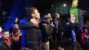 """""""Gori"""" Mostar: Stigli rukometaši koji su s Hrvatskom osvojili srebro na Evropskom prvenstvu"""