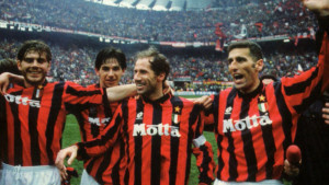 Milanove legende se oprostile na današnji dan