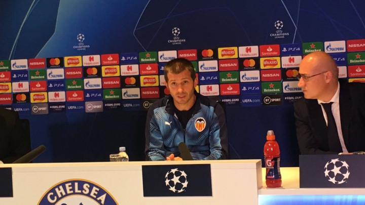 Igrači Valencije odbili da se pojave na press konferenciji pred meč sa Chelseajem