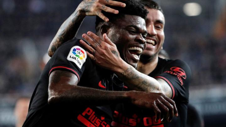 Atletico Parteyju ponudio novi ugovor sa duplo većom otkupnom klauzulom