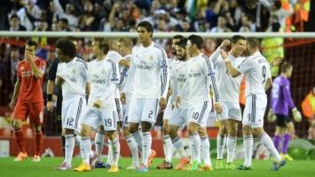 Real uvjerljiv na Anfieldu, Ronaldo gol od Raula