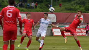 Kenan Šarić napustio FK Mladost