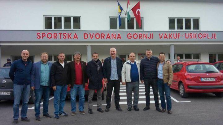 Sjajna rukometna priča dolazi iz Gornjeg Vakufa - Uskoplja