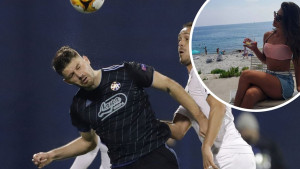 Kao svjetski top-model: Dinamova zvijezda u vezi sa 19-godišnjom studenticom