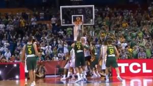 Selektor Litvanije ljut kao ris nakon meča: Ovo je je**na sprdnja! Zašto nisu pogledali snimak?!