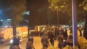 Ultrasi nezadovoljni rezultatima 'upali' na stadion