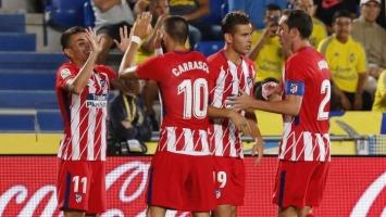 Atletico Madrid razbio Las Palmas