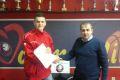 Ibrahim Durmo potpisao profesionalni ugovor sa OKK Čelik