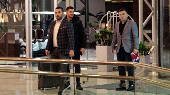 Jedan od najzvučnijih transfera Premijer lige: U hotel Borca stigao Goran Zakarić!
