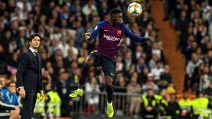 Barcelona će žestoko kazniti Ousmanea Dembelea