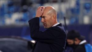 Zidane: Moram tražiti rješenja...
