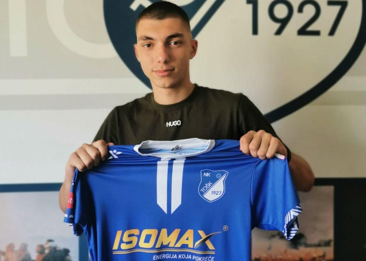 Tabaković potpisao za NK TOŠK