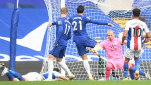 Chelsea u drugom poluvremenu razbio Crystal Palace
