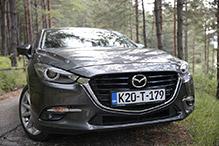 Biti svoj - Mazda 3 G120
