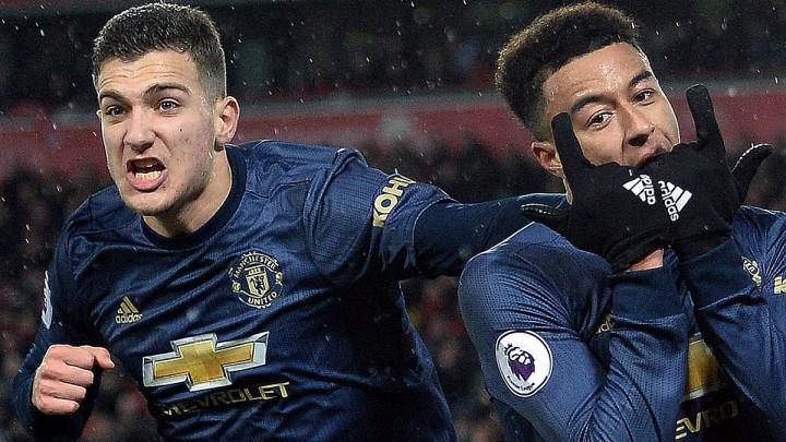"""Defanzivac Uniteda prvu platu iskoristio na sjajan način: """"Izašli smo ispred i vidjeli..."""""""