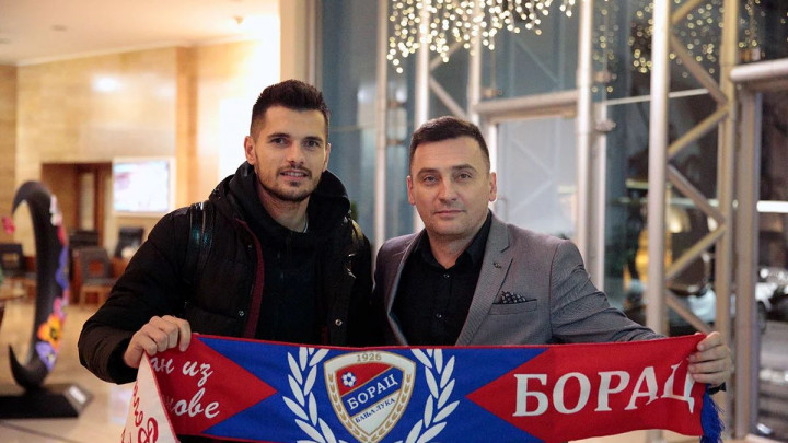 Goran Zakarić novi igrač Borca!