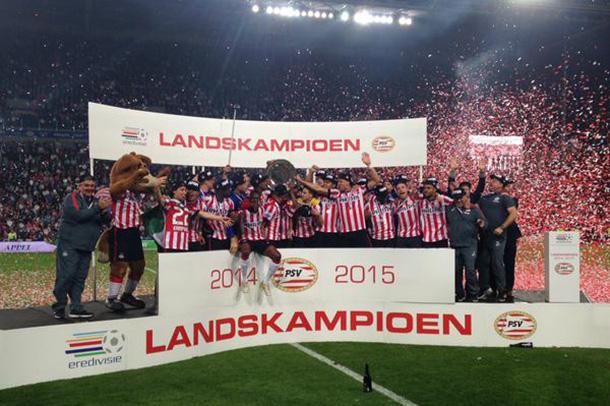 PSV po 22. put podigao šampionski pehar u Holandiji