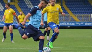 Željezničar deklasirao Azot s 14:0, Ermin Zec zabio pet golova