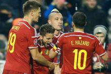 Belgija je najbolji tim svijeta