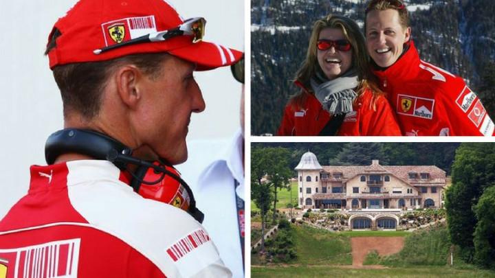 Potresna priča o Schumacheru: Još uvijek je u kolicima, ali osjeća sve i često plače
