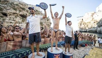 Red Bull Cliff Diving Svjetsko prvenstvo: sjajno takmičenje u Italiji