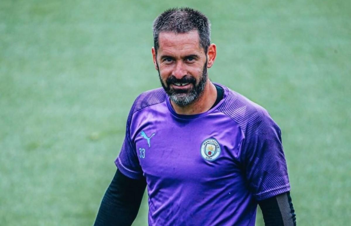 Ne igra nikako, ali dok je Guardiole i on će biti u Cityju