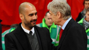 Pep Guardiola upravi Arsenala predložio trenera