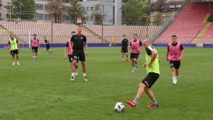 Namir Alispahić se pokušava izboriti za ugovor na Bilinom Polju