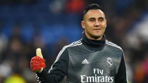 Keylor Navas tražio da ide iz Real Madrida